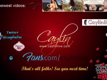 caylin's Recorded Camshow
